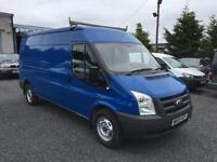 Ford Transit 2.4TDCi Duratorq ( 100PS ) T350L LWB 2009 59 Reg 2 owners from new