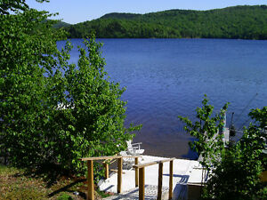 Quebec Cottage 4 seasons for sale on lake, in mountains Gatineau Ottawa / Gatineau Area image 5