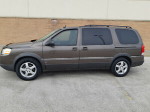 REDUCED! 2008 Pontiac  Montana Extended Version for Sale