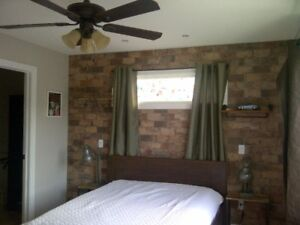 FULLY FURNISHED 2015 DUPLEX FOR RENT