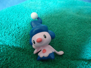 Mime Jr. Pokémon Official Jakks Stamped Figure Kingston Kingston Area image 1