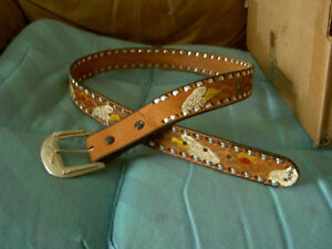Woman or Men's American Eagle Leather Belt size 36' inch / 95 cm West Island Greater Montréal image 1