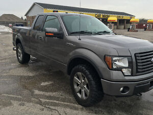 2011 Ford F-150 Ecoboost FX4