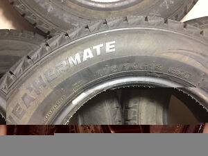 looks like Brand New winter tires for sell
