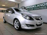 Vauxhall Corsa 1.4 SRI 100PS [EXTERIOR PACK and SERVICE HISTORY]