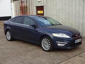 2013 (63) Ford Mondeo 2.0 TDCi 140 Zetec Business 5dr Diesel £30 tax *Navigation