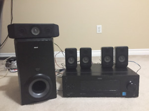 Home theater surround sound system $100