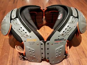 Schutt Varsity XV HD Skill Shoulder Pads