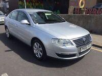 Volkswagen passat 2.0 tdi, silver , 2006