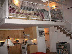 Authentic Loft in Roncy Village