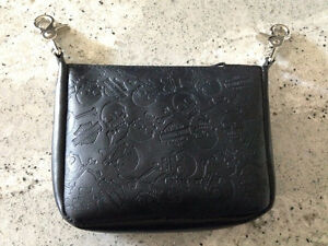 Harley Davidson Women's Leather Hip Bag
