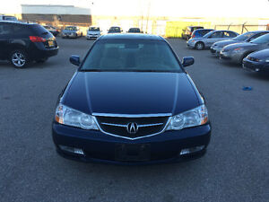 2003 Acura TL .CERTIFIED, E TESTED, WARRANTY, NO ACCIDENT