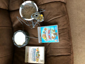 PS3 Skylanders and trap force game