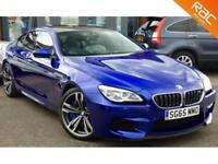 2015 P BMW 6 SERIES 4.4 M6 GRAN COUPE 4D AUTO 553 BHP HUD+HUGE SPEC!