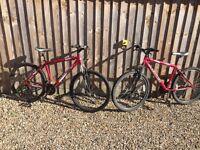 Job lot of 5 bikes