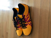 Addidas Boys outdoor soccer cleats size 6.5