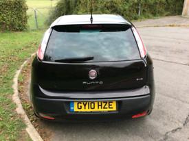 Fiat Punto Evo sport 5 door