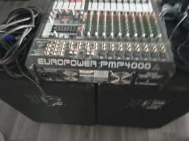 Pa/karaoke/disco system
