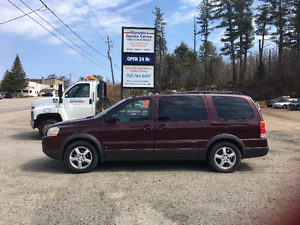 SOLD TO A FAMILY! Certified 2008 Pontiac Montana! DVD PLAYER!