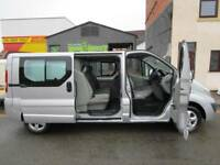 Vauxhall Vivaro LWB 2.0CDTi Sportive 6 seat factory fitted crew cab (2)