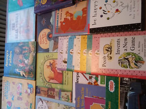 Large lot of excellent children's books over 35 books