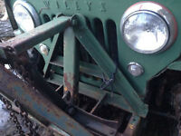 Jeep Willy 1954