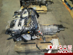JDM 90-96 Nissan 300ZX N/A VG30DE Engine 5 Speed Trans Non Turbo