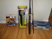$150 - Complete Fishing Gear. Last minute DEAL. Great GIFT !!!