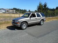 2003 Chevrolet Blazer LS SUV, Crossover