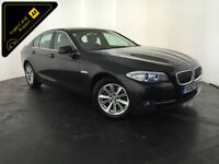 2012 62 BMW 520D EFFICIENT DYNAMICS 1 OWNER SERVICE HISTORY FINANCE PX WELCOME