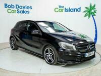 2014 Mercedes-Benz A-CLASS 1.5 A180 CDI BLUEEFFICIENCY AMG SPORT 5d 109 BHP Hatc