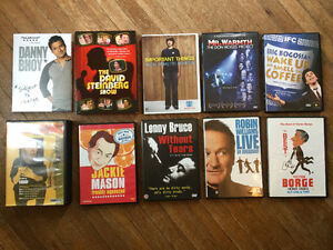 COMEDIANS!  DVDs for sale, all in excellent (or new!) condition! London Ontario image 6