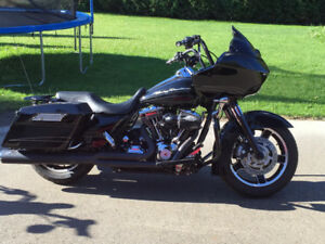 Harley Davidson Roadglide  custom FLRX 2012 stage 3 SE