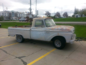 F 100 parts for sale