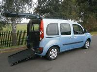 2012 Renault Kangoo 1.6 Expression 5dr AUTO WHEELCHAIR ACCESSIBLE VEHICLE 5 d...