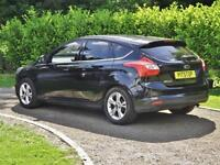 Ford Focus 1.6 Zetec 5dr PETROL MANUAL 2011/11