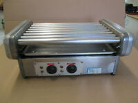 Electric Hotdog Cooker, 8 Roll
