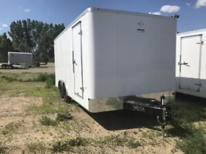 2018 Southland Trailer Corp. Royal LT 8x16 Enclosed