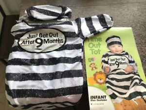0-9 month Halloween costume (gender neutral)