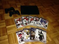 PS3 Slim 465 GB