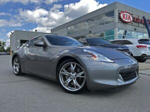 2009 Nissan 370Z Only 81,526km | Certified | Manual
