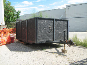 ramp etc selling 2 other trailers pics below  trades offers London Ontario image 4