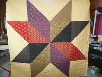 Long arm quilting and Custom quilts