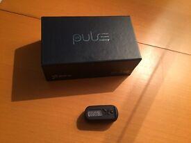 Pulse pedometer