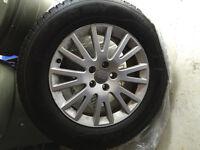 Audi Q5 Winter rims and tires