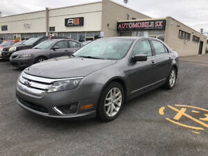 2010 FORD FUSION 4999$ TPS+TRANSIT INCLUS AWD-CUIR-TOIT-8PNEUS