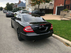 Mercedes clk 320 2004 for sale