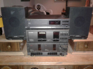 Citizen Music Centre Stereo System