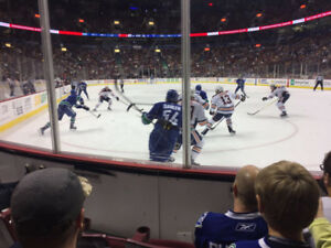 ROW 3 LOWER LEVEL | Vancouver Canucks Tickets For Sale