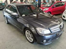 image for 2008 Mercedes-Benz C220 CDI SPORT-FSH-GREAT SPEC-GREY-AUTO-GRAB YOURSELF A BARGA